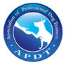association professional dog trainers logo